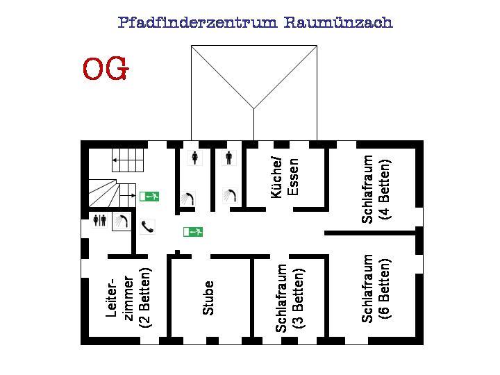 Obergeschoss (OG)